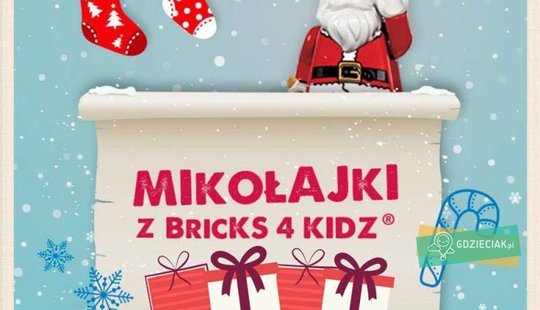 Mikołajki z lego w Bricks4kidz - atrakcje dla dzieci w Szczecinie