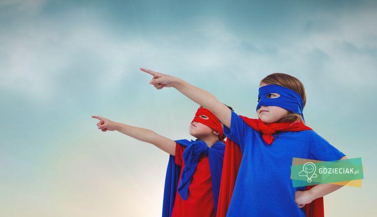 Sobota superbohatera w Atrium Molo - atrakcje dla dzieci w Szczecinie