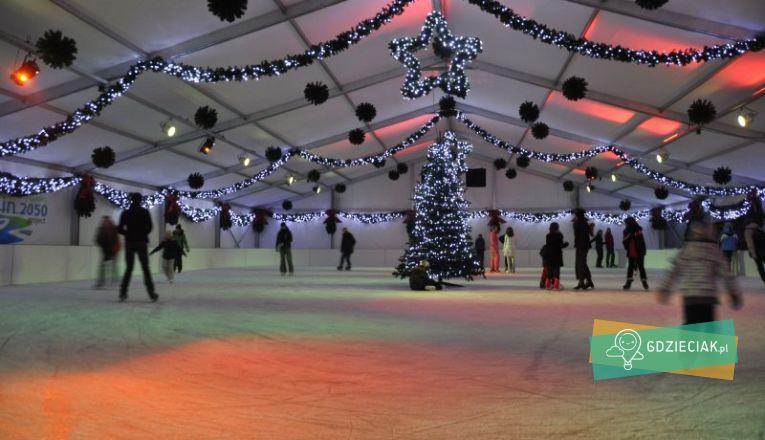 Darmowe lodowisko na Gubałówce - atrakcje dla dzieci w Szczecinie