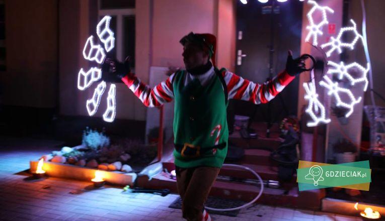 Sobota dla dzieci na jarmarku bożonarodzeniowym - atrakcje dla dzieci w Szczecinie
