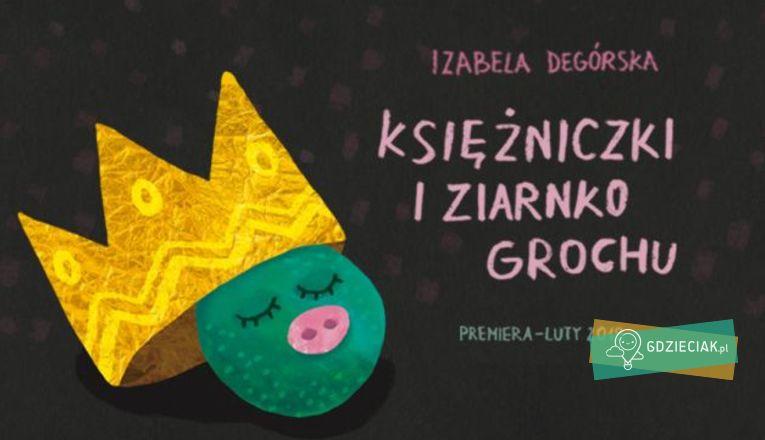 Księżniczki i ziarnko grochu - atrakcje dla dzieci w Szczecinie