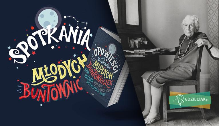 Spotkania Młodych Buntowniczek – Agatha Christie - atrakcje dla dzieci w Szczecinie