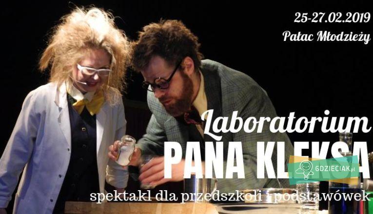 Laboratorium Pana Kleksa - atrakcje dla dzieci w Szczecinie