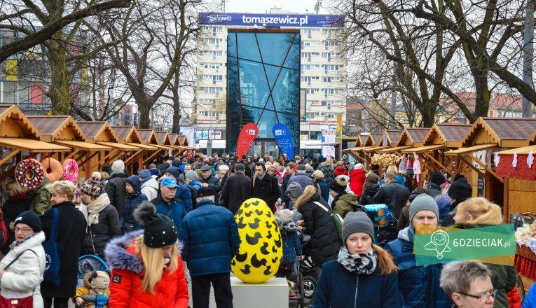 Szczeciński Jarmark Wielkanocny - atrakcje dla dzieci w Szczecinie