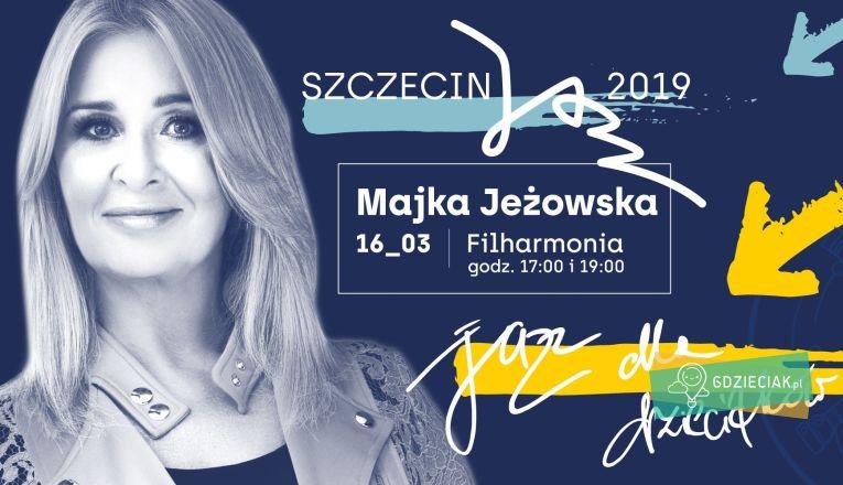 Jazz dla dzieciaków: Majka Jeżowska w Szczecinie - atrakcje dla dzieci w Szczecinie