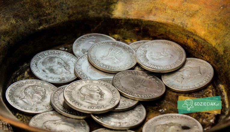 Bite, drukowane…, czyli rzecz o pieniądzach. Akademia Juniora - atrakcje dla dzieci w Szczecinie