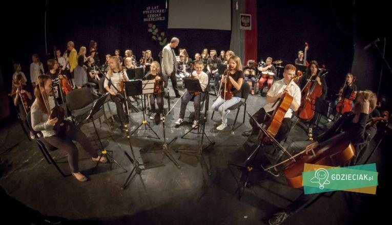 """Koncert z cyklu """"Talenty Pomorza"""" - atrakcje dla dzieci w Szczecinie"""