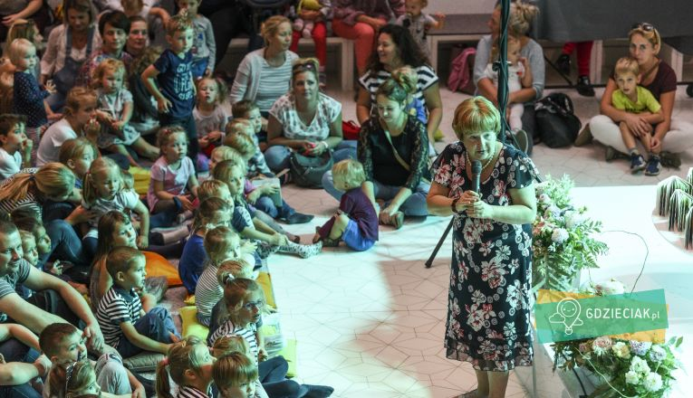Za durami, za mollami – spotkanie autorskie z Dorotą Gellner - atrakcje dla dzieci w Szczecinie