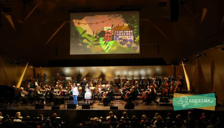 W kinie w Szczecinie – muzyka filmowa w Filharmonii - atrakcje dla dzieci w Szczecinie