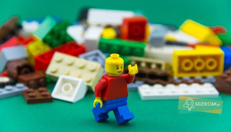 Wiosenne warsztaty Lego z tworzeniem mydełka - atrakcje dla dzieci w Szczecinie