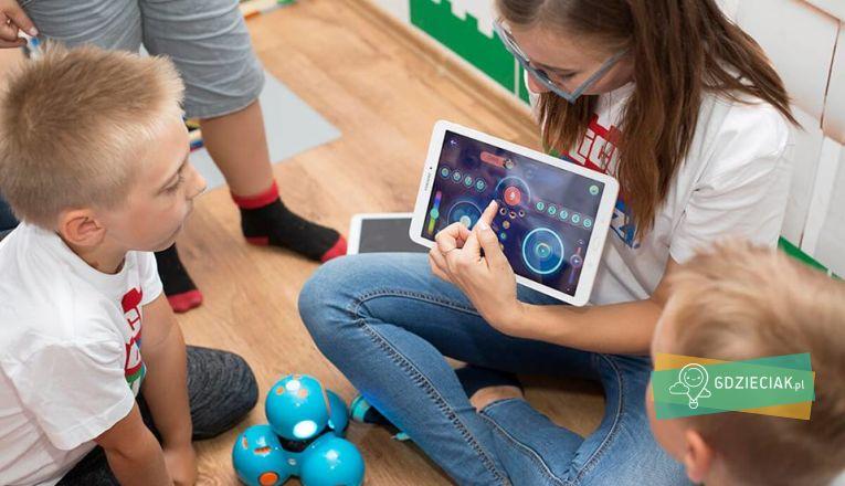 Warsztaty z programowania robotów Dash&Dot - atrakcje dla dzieci w Szczecinie