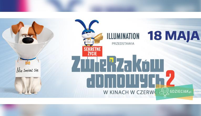 Sekretne Życie Zwierzaków Domowych w Turzynie - atrakcje dla dzieci w Szczecinie