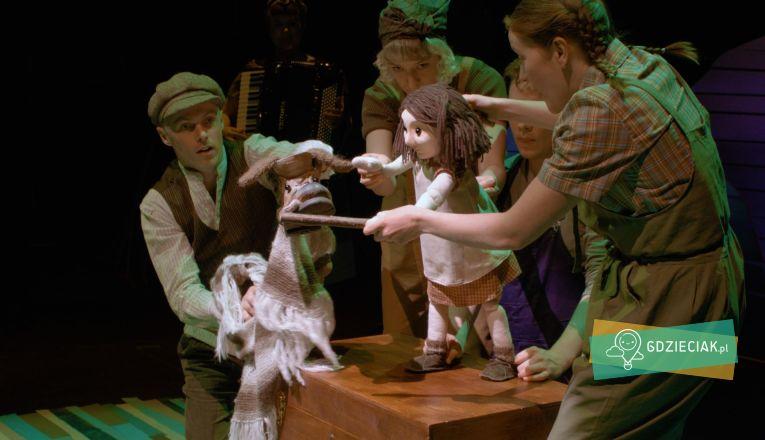 Na własnych nogach – spektakl w ramach TTD - atrakcje dla dzieci w Szczecinie