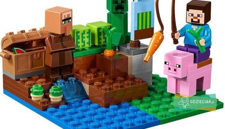Warsztaty MineCraft w Bricks 4 Kidz - atrakcje dla dzieci w Szczecinie