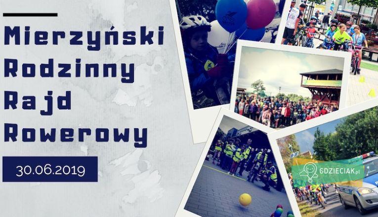 III Mierzyński Rodzinny Rajd Rowerowy - atrakcje dla dzieci w Szczecinie
