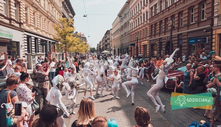Korowód Miasto to Teatr - atrakcje dla dzieci w Szczecinie