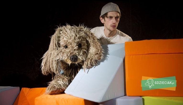 Chcę psa! – spektakl - atrakcje dla dzieci w Szczecinie