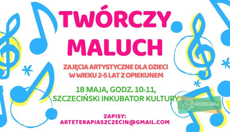 Zajęcia muzyczno-plastyczne dla dzieci 2-5 lat - atrakcje dla dzieci w Szczecinie