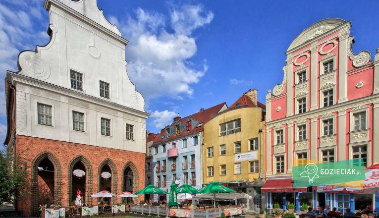Darmowe spacery miejskie z przewodnikiem - atrakcje dla dzieci w Szczecinie