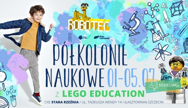 Półkolonie Naukowe w Starej Rzeźni - atrakcje dla dzieci w Szczecinie