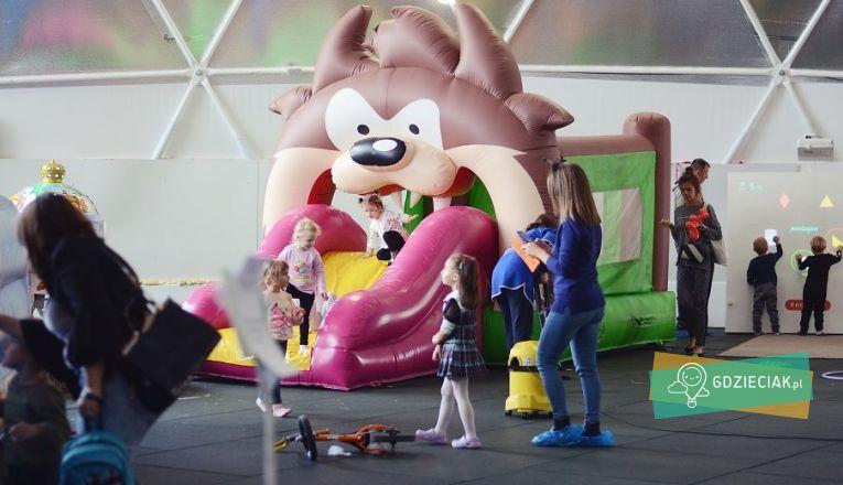 Dzień Dziecka w Kids Arena - atrakcje dla dzieci w Szczecinie