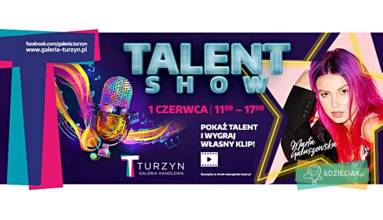Talent Show w Galerii Handlowej Turzyn - atrakcje dla dzieci w Szczecinie