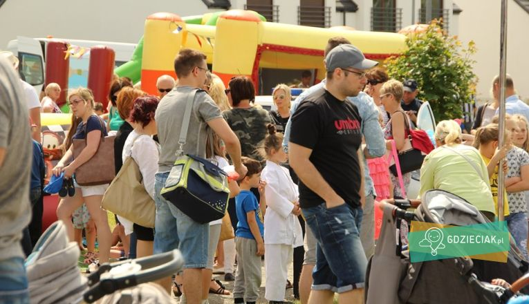 Żyj zdrowo i sportowo – festyn w Mierzynie - atrakcje dla dzieci w Szczecinie