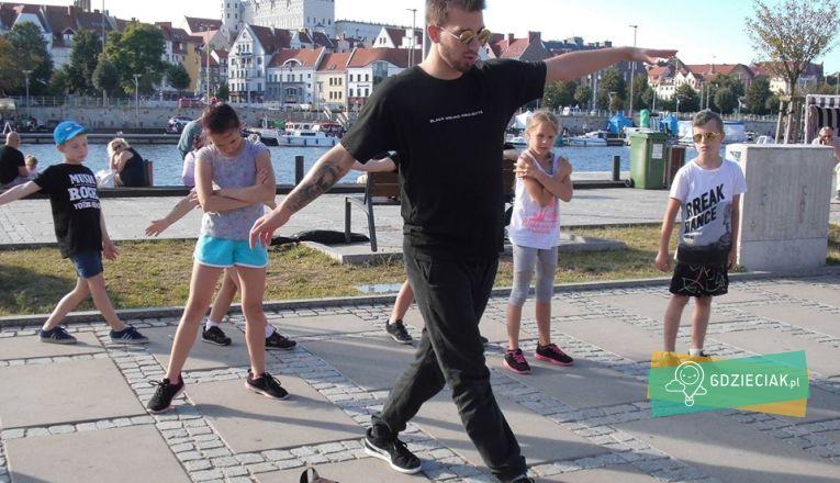 Break In Szczecin – Zawody Taneczne - atrakcje dla dzieci w Szczecinie