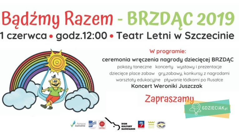 Brzdąc 2019 – koncert Weroniki Juszczak - atrakcje dla dzieci w Szczecinie
