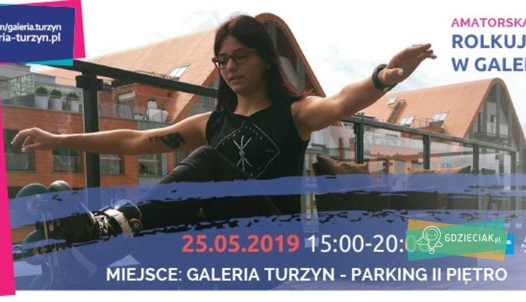 Rolkujące Szkoły w C.H. Turzyn - atrakcje dla dzieci w Szczecinie