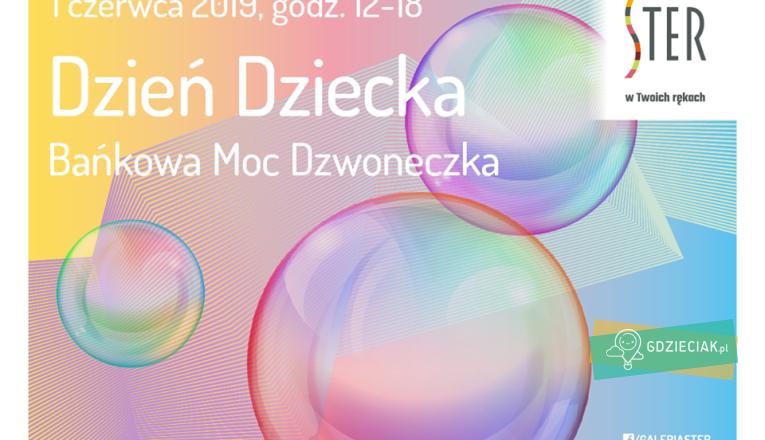 Dzień Dziecka w C.H. Ster - atrakcje dla dzieci w Szczecinie
