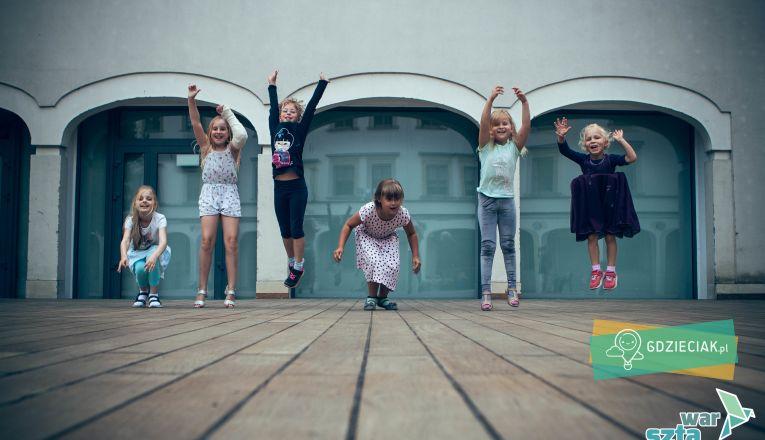 Twórcze półkolonie w Warsztatowni - atrakcje dla dzieci w Szczecinie