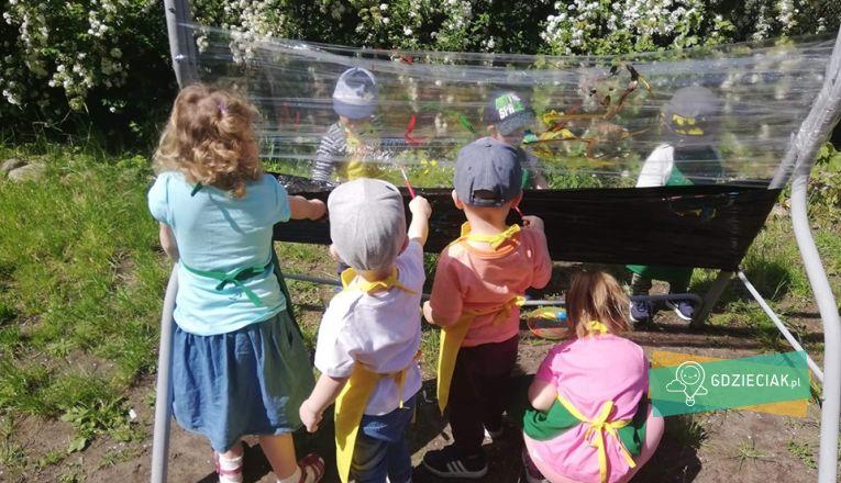 Zajęcia wakacyjne dla maluchów - atrakcje dla dzieci w Szczecinie