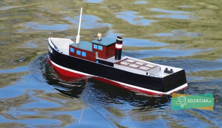 Pokaz modeli pływających na Rusałce - atrakcje dla dzieci w Szczecinie