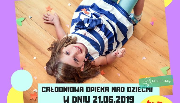 Całodniowa opieka nad dziećmi w Kids Arena - atrakcje dla dzieci w Szczecinie