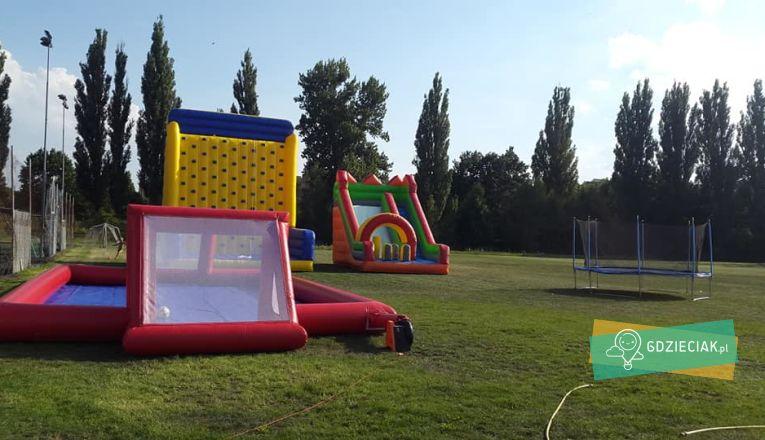 Piłkarskie półkolonie na Arkonii - atrakcje dla dzieci w Szczecinie