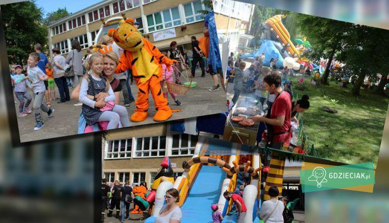 Festyn rodzinny w SP 63 - atrakcje dla dzieci w Szczecinie