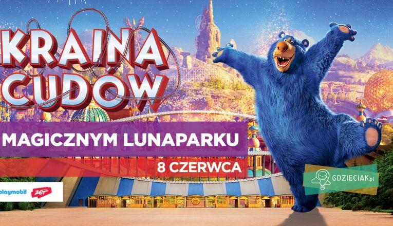 Kraina Cudów w Atrium Molo - atrakcje dla dzieci w Szczecinie