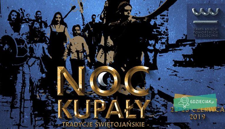 Noc Kupały 2019 - atrakcje dla dzieci w Szczecinie