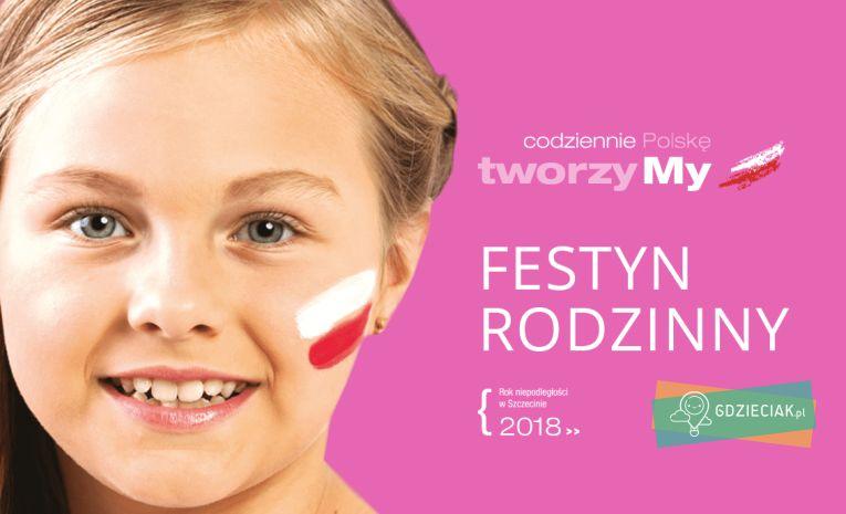 Szacecin dla dzieci: Niepodległościowy festyn rodzinny