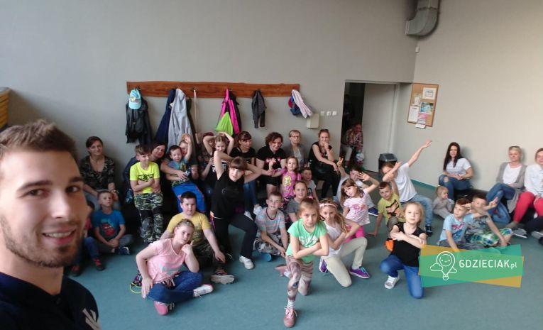 Szacecin dla dzieci: Warsztaty Break Dance na Bulwarach