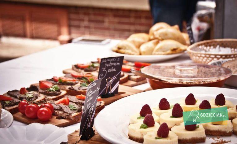 Szacecin dla dzieci: Wakacyjne śniadanie przy Błoniach