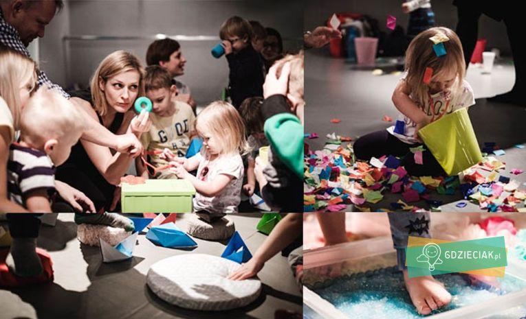 """Szacecin dla dzieci: """"Poczuj wiatr od morza"""" – zajęcia sensoryczno-ruchowe"""