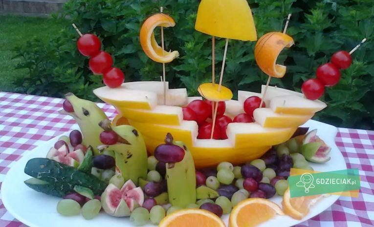 """Szacecin dla dzieci: """"Robimy zwierzęta z owoców"""" − warsztat carvingu"""