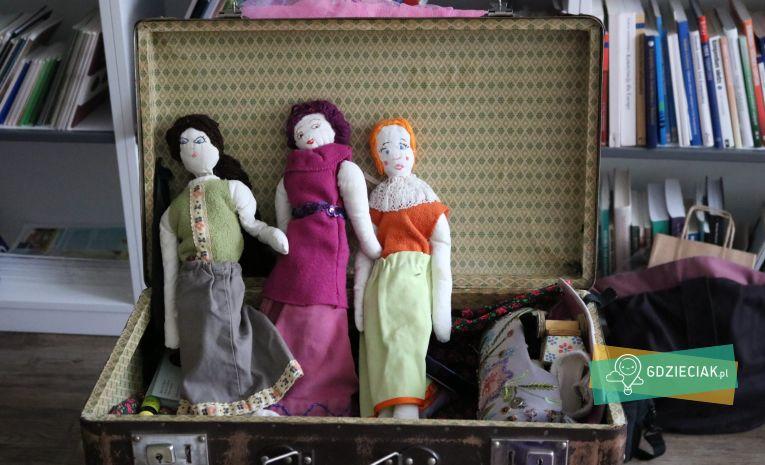 Szacecin dla dzieci: Opowieści z drugiego końca – warsztaty w galerii Tworzę Się