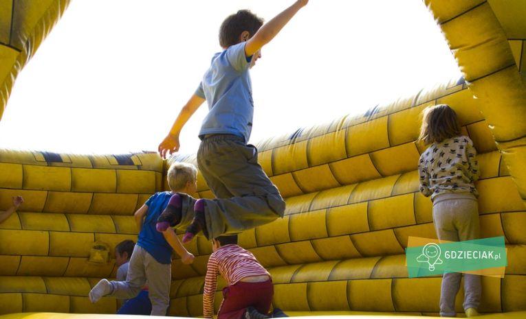 Szacecin dla dzieci: Festyn z okazji nowego roku szkolnego na Krzekowie