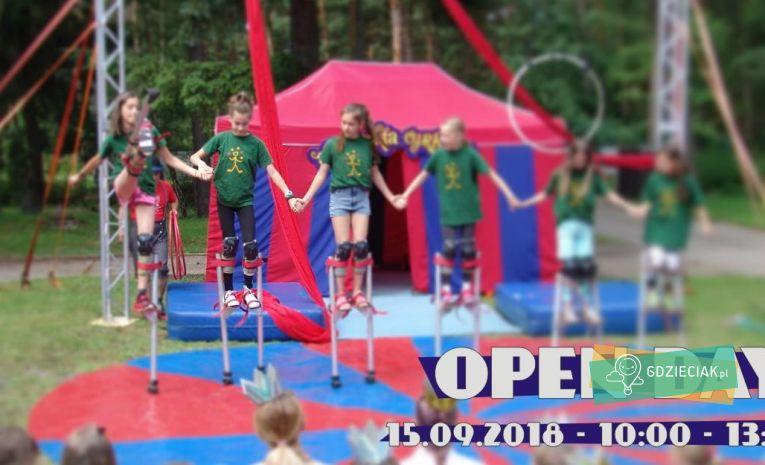 Szacecin dla dzieci: Cyrk Zodiak Open Day