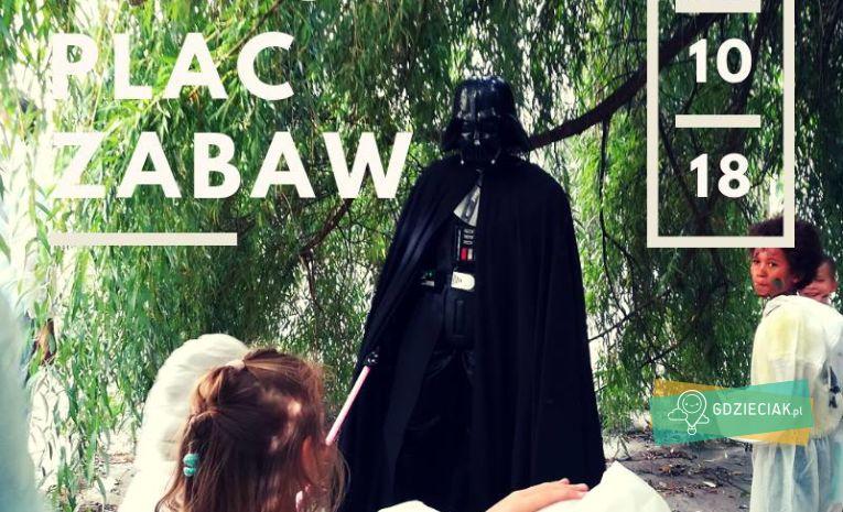 Szacecin dla dzieci: Otwarcie Filmowego Placu Zabaw