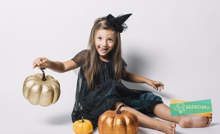 Szacecin dla dzieci: Zabawa Halloweenowa w Cafe Niebko