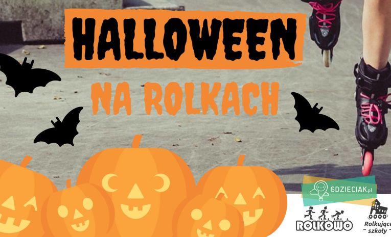 Szacecin dla dzieci: Halloween na rolkach